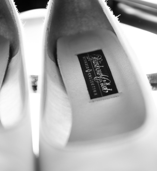 Shoes of the Bride