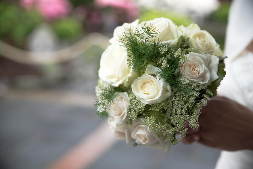 Eine Hochzeit im Bergischen