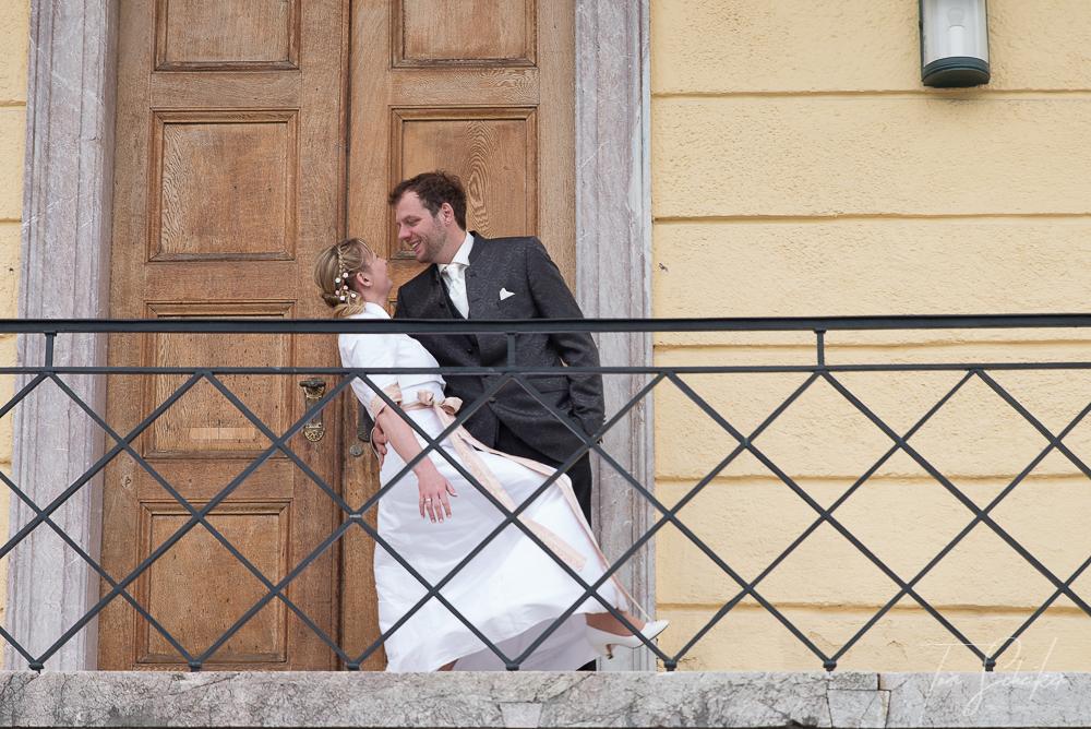Hochzeitsreportage am Tegernsee